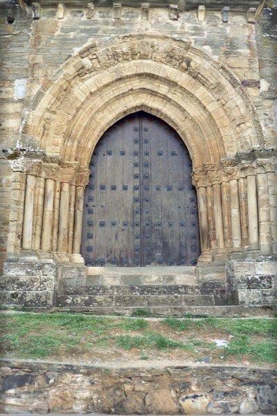 Villafranca del Bierzo - Puerta del Perdón