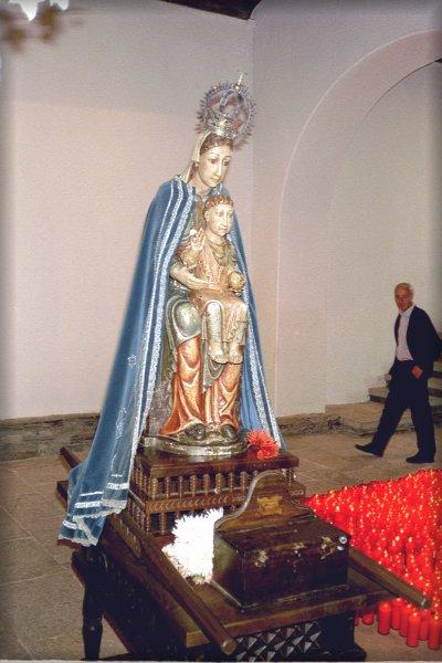 Cebreiro - Santa Maria la Real