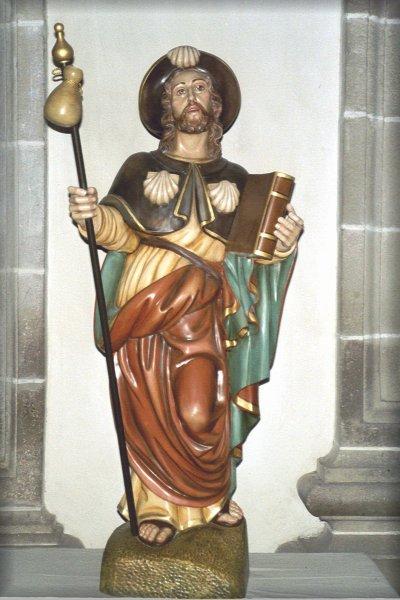 Samos - Pilger Jakobus