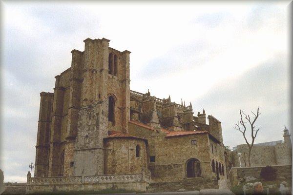 Castro Urdiales - Pfarrkirche Nuesta Señora de la Anunciación