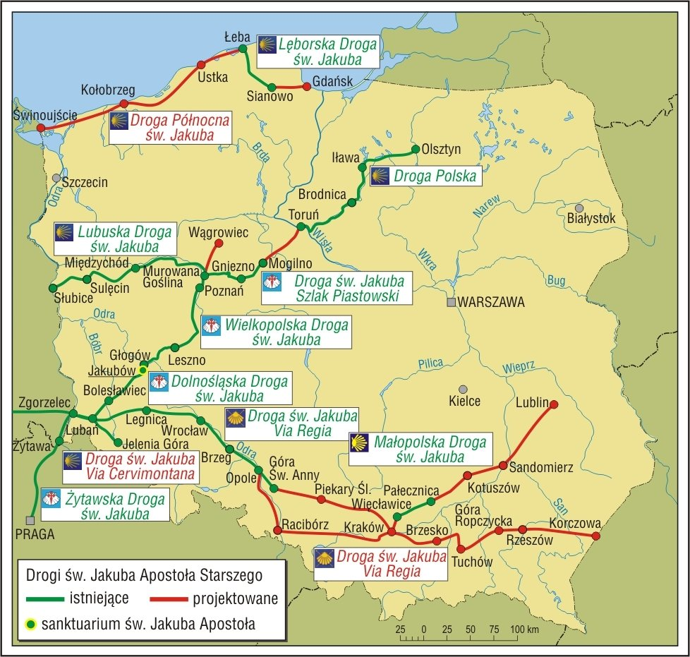 Poland in Maps a Link Atlas